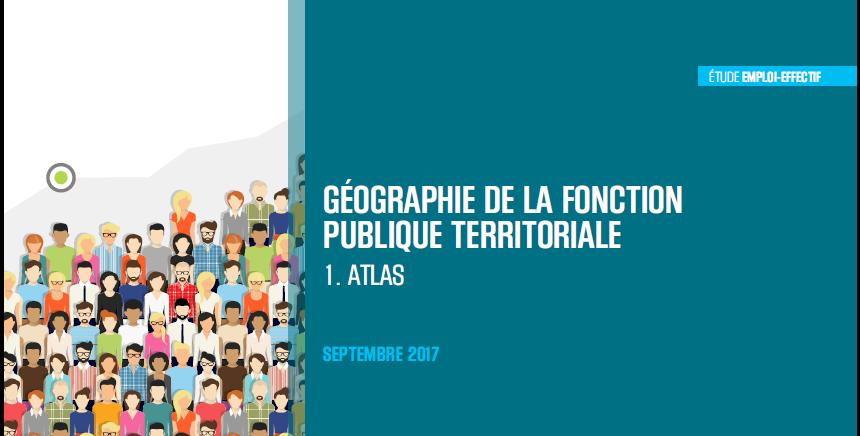 Géographie de la fonction publique territoriale