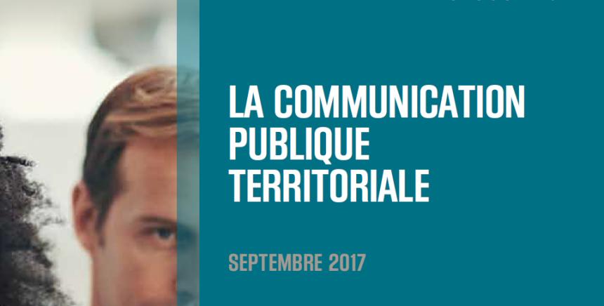 Etude communication publique territoriale