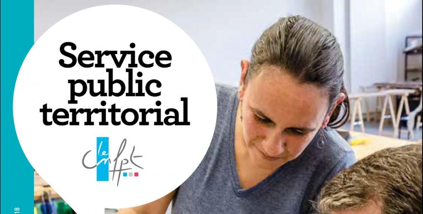 Service public territorial 33