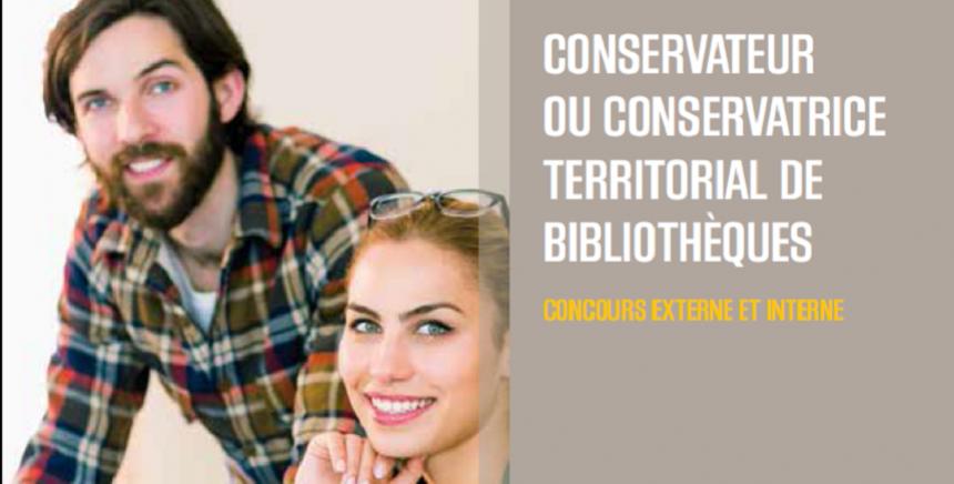Concours conservateur bibliothèques 2018 - liste des admis
