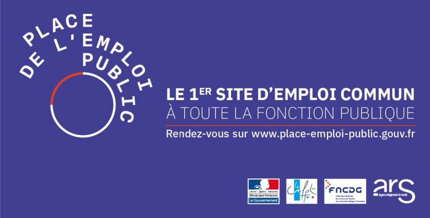 Un site pour l'emploi public