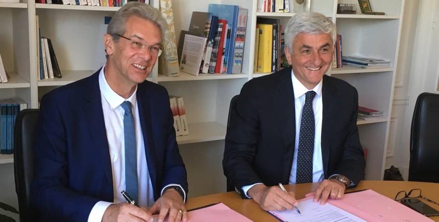 Partenariat avec Régions de France
