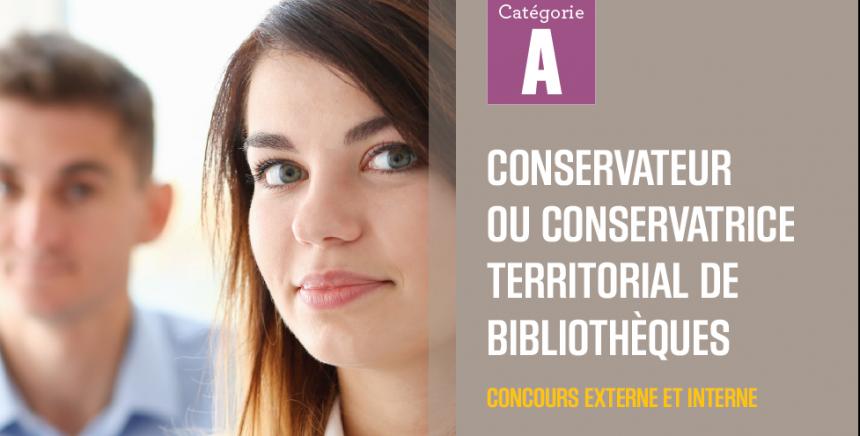 Résultats d'admission concours conservateurs bibliothèques 2019
