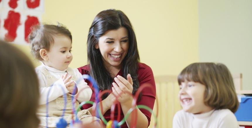 Coordonnateurs petite enfance : formation