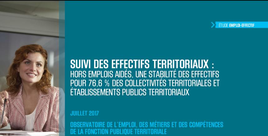 Suivi des effectifs territoriaux 2014