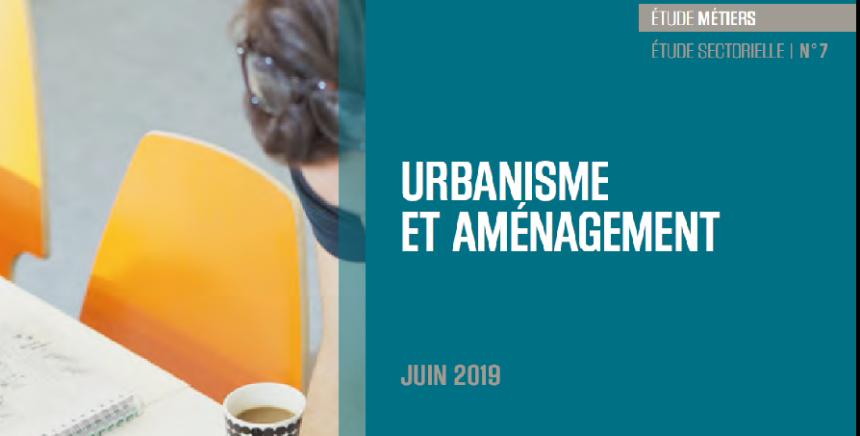 Etude sectorielle - Urbanisme et aménagement