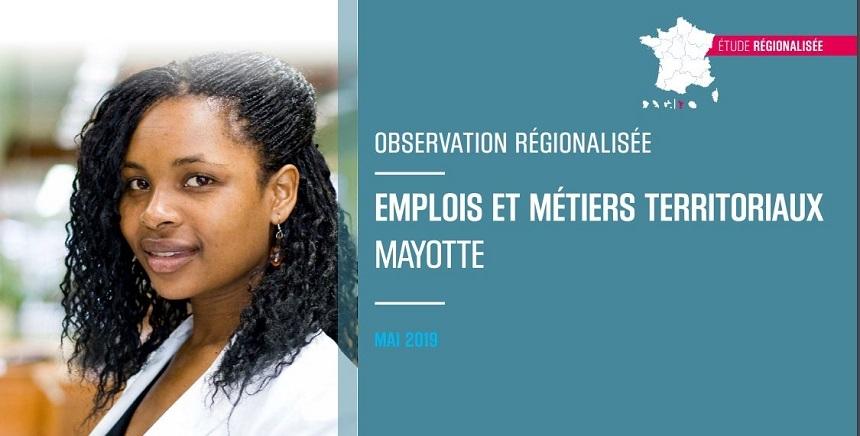 Etude | Emplois & métiers Mayotte