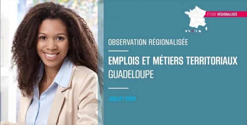 Etude | Emplois & métiers Guadeloupe
