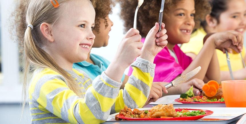 Alimentation saine et durable en restauration collective