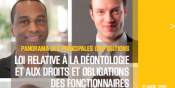 Loi déontologie : principales dispositions