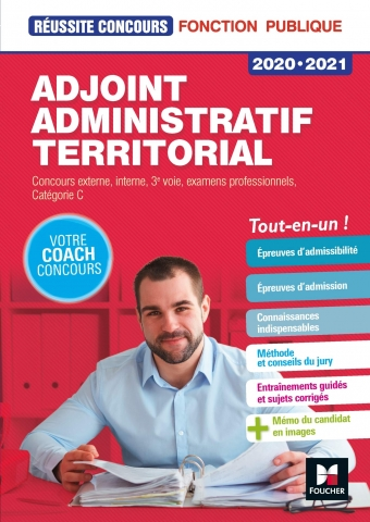 Adjoint Administratif Le Cnfpt National
