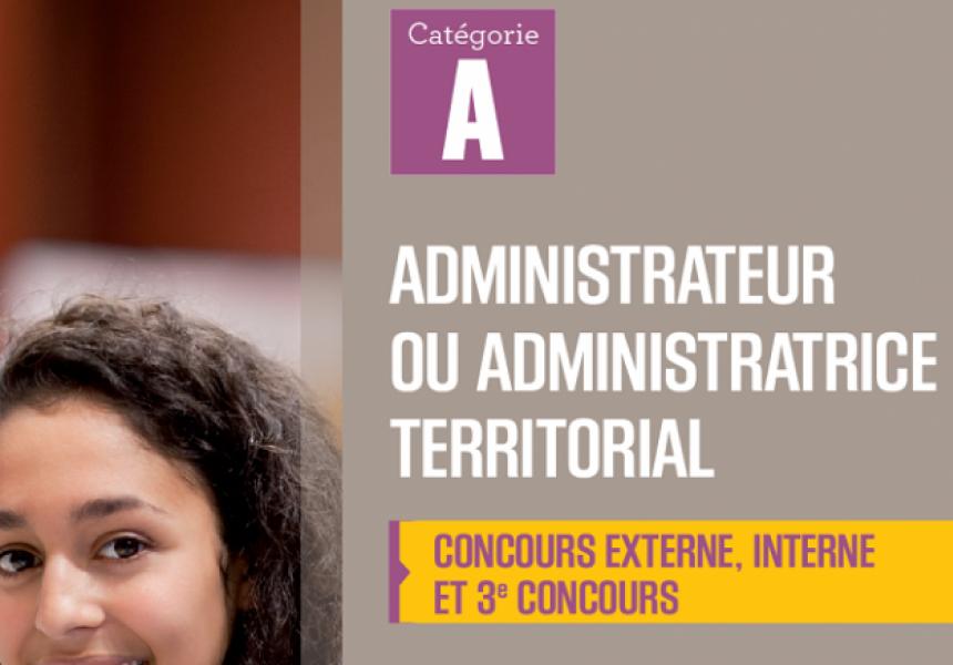 Administrateur territorial : résultats