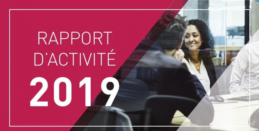 Pour tout savoir de l'activité 2019 du CNFPT : rapport et synthèse, temps forts locaux, vidéo et animation…
