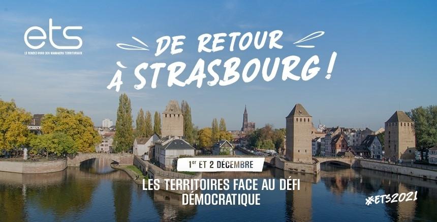 Les ETS de retour à Strasbourg