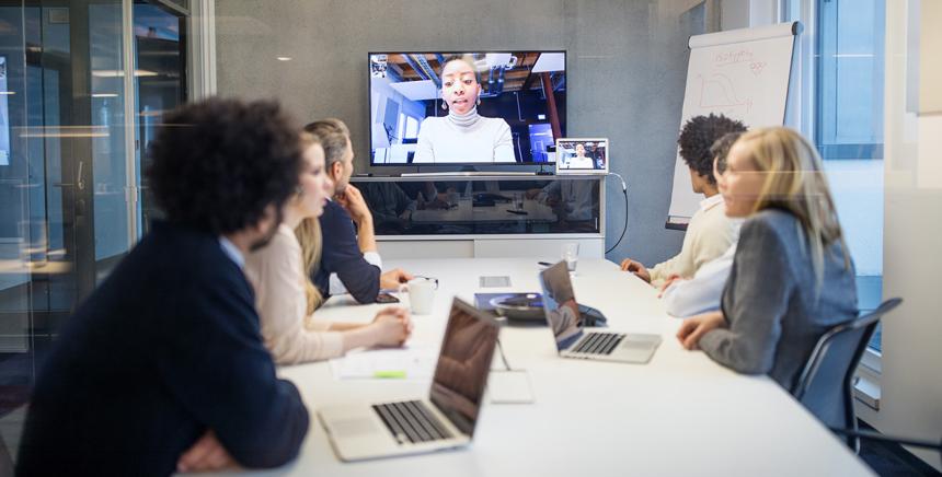 Webinaire management animation d'une équipe à distance CNFPT