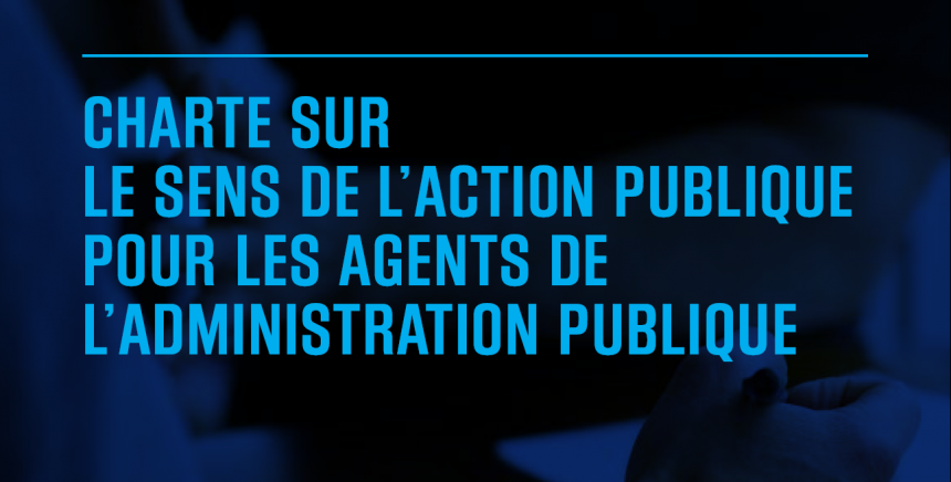 Charte de l'action publique